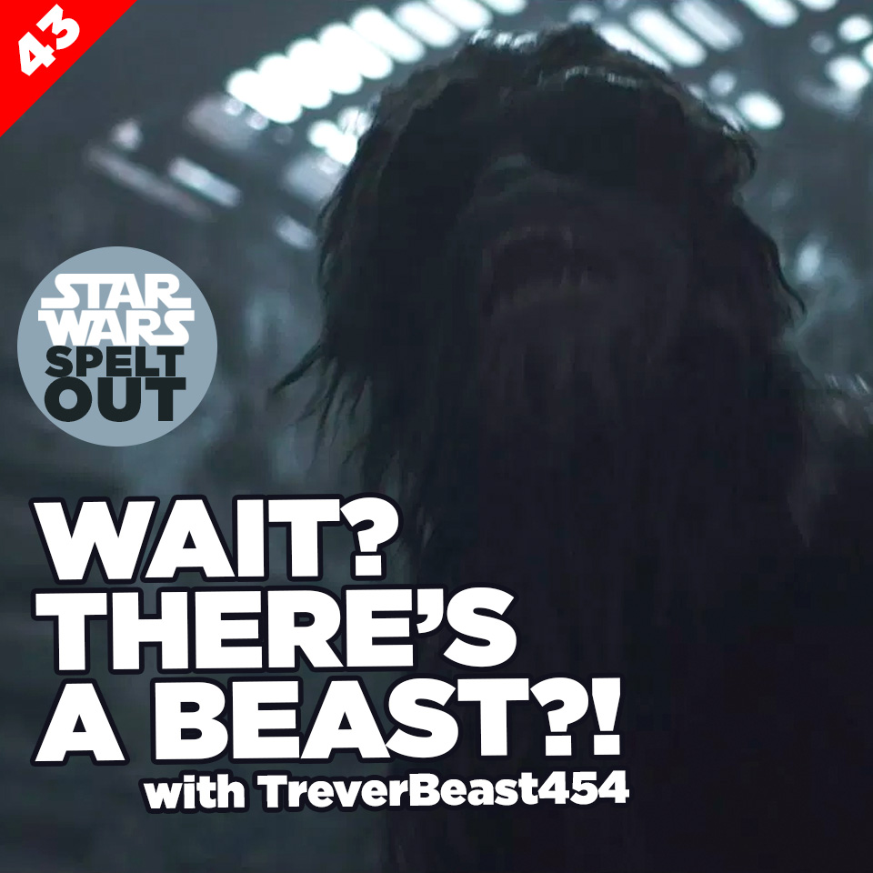 Lesson 43: Wait? There's a beast?! With TreverBeast454