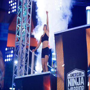 Ep 40- Sandy Zimmerman- The First Mom to Hit The Buzzer on American Ninja Warrior