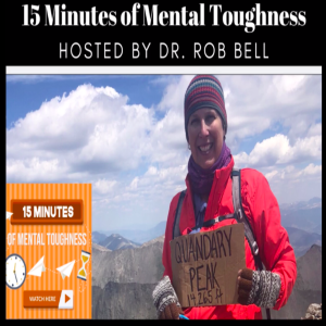 EP 43- Donita Walters- Mental Toughness of Being Struck By A Car