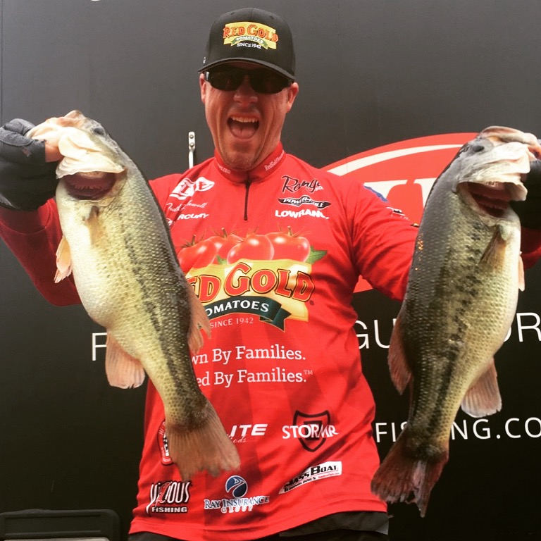 Todd Hollowell- A Professional Angler is NOT a Cooler of Cokes.