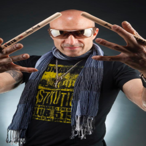 Ep 39- Drumming Great, Kenny Aronoff- Mental Toughness Means Not Going Home