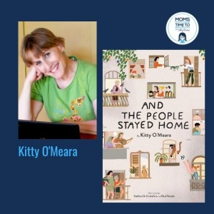 Kitty O'Meara, AND THE PEOPLE STAYED HOME