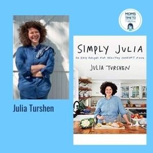 Julia Turshen, SIMPLY JULIA