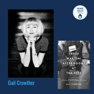 Gail Crowther, THREE-MARTINI AFTERNOONS AT THE RITZ