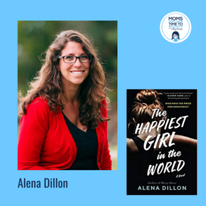 Alena Dillon, THE HAPPIEST GIRL IN THE WORLD