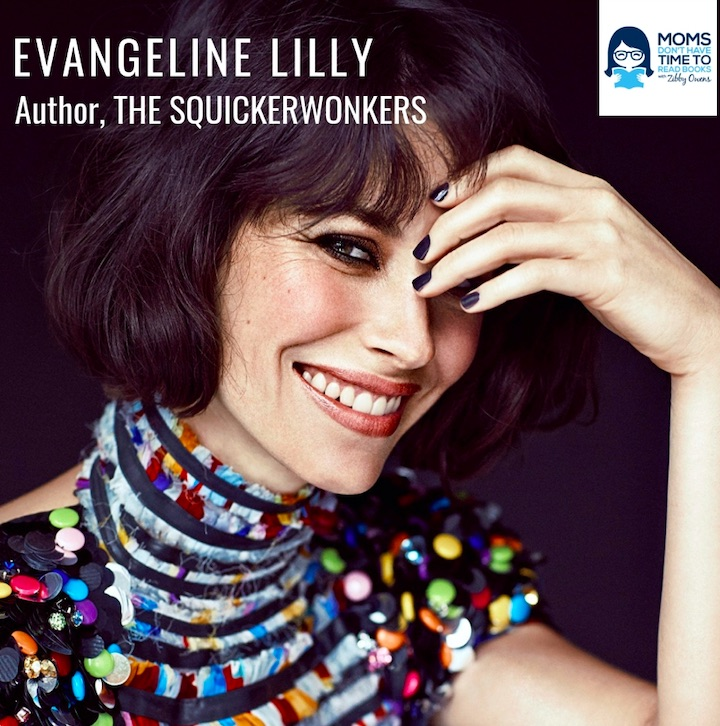 Evangeline Lilly, THE SQUICKERWONKERS