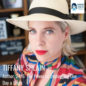 Tiffany Shlain, 24/6: THE POWER OF UNPLUGGING ONE DAY A WEEK