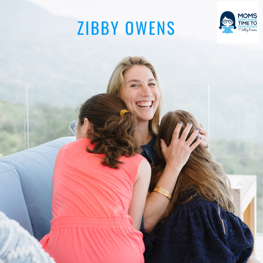 """Zibby's essay: """"Time Keeps On Slipping into the Future… Especially as a Mom"""""""