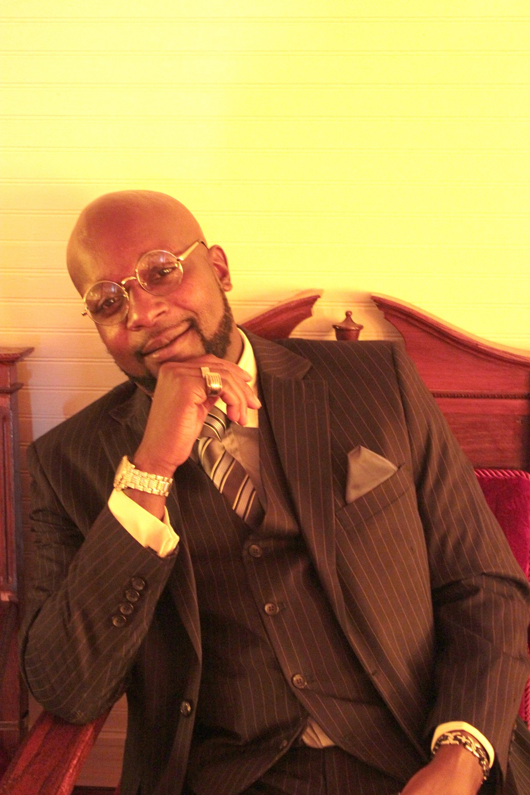 Rev. Bryant A. Johnson on Keep It Moving with Ivan Hunt