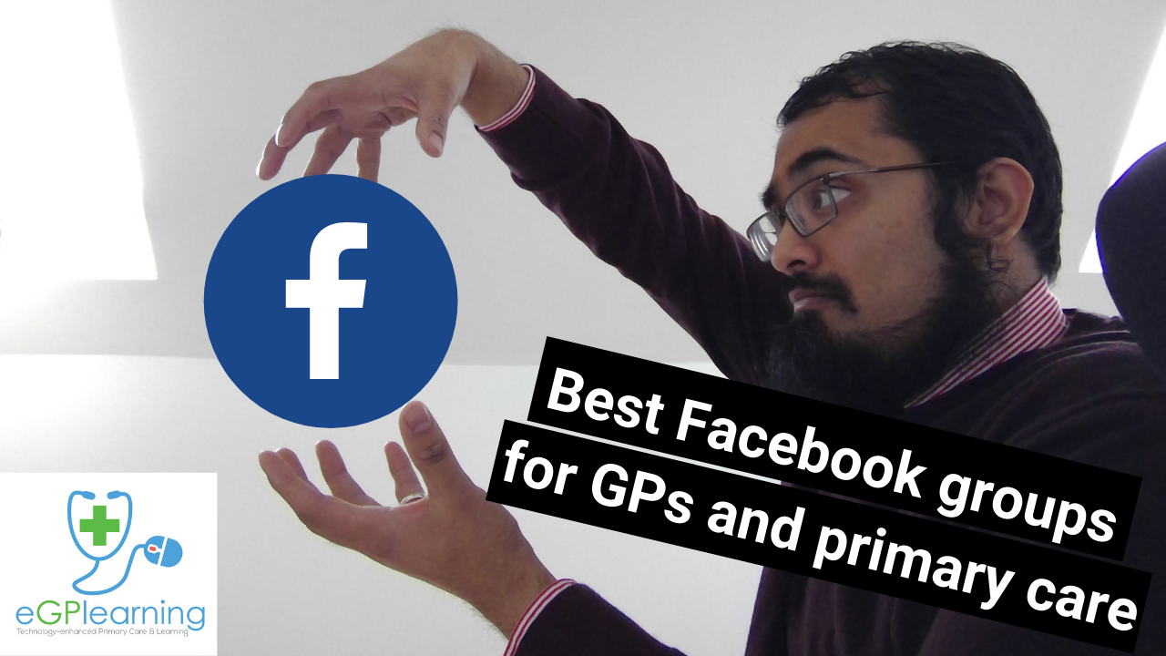 Best Facebook groups for GPs and primary care