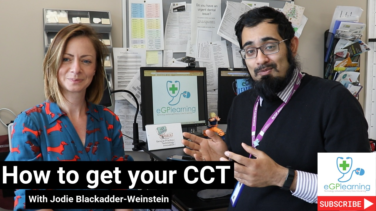 How to get your CCT