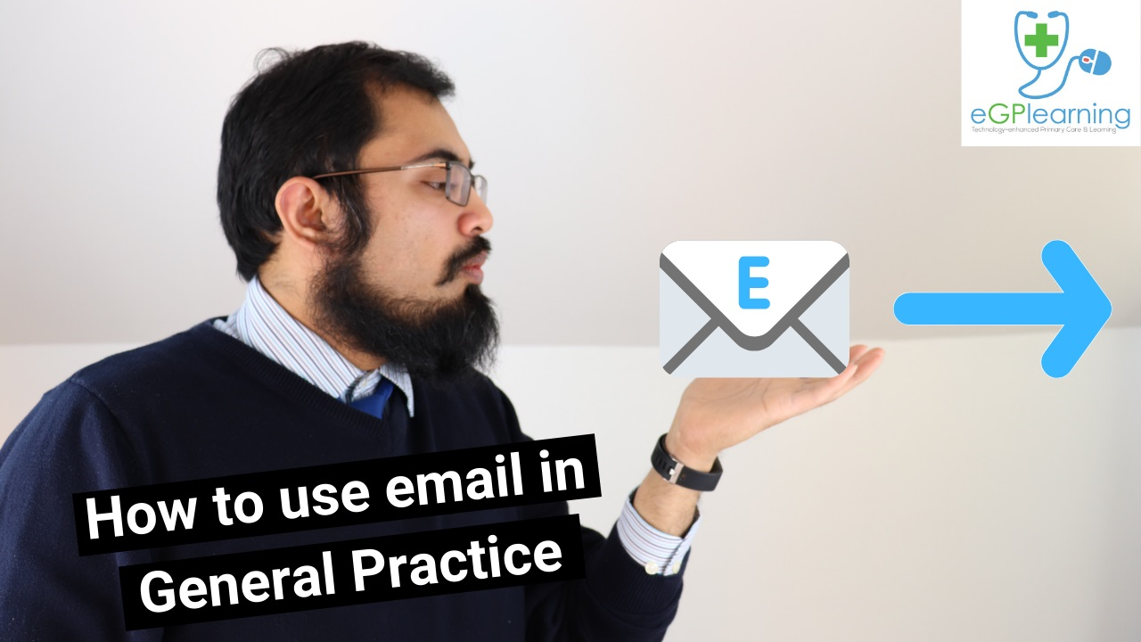 How to use email in General Practice