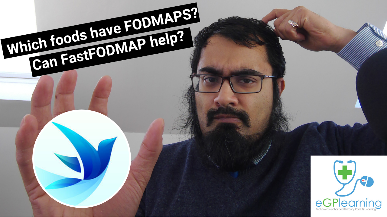 Which foods have FODMAPS? Can FastFODMAP help?