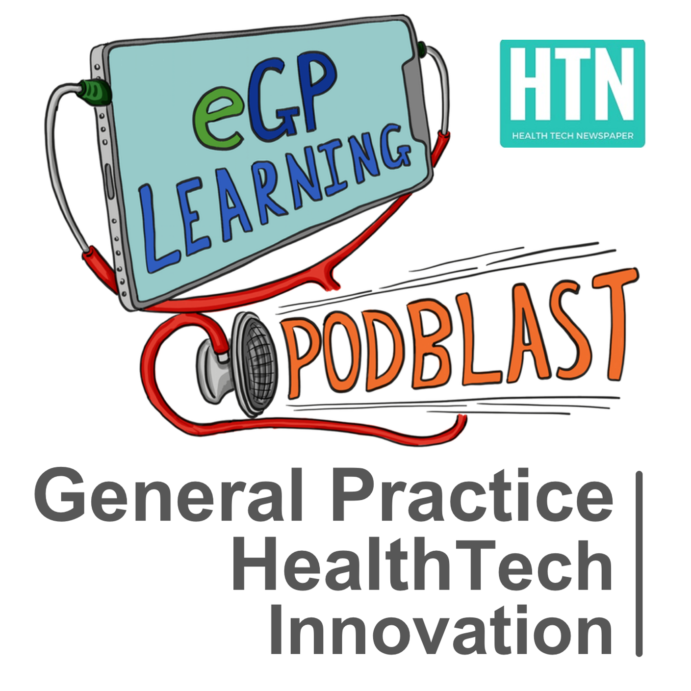 The NHS app - an eGPlearning Podblast perspective