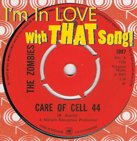 """The Zombies - """"Care Of Cell 44″"""