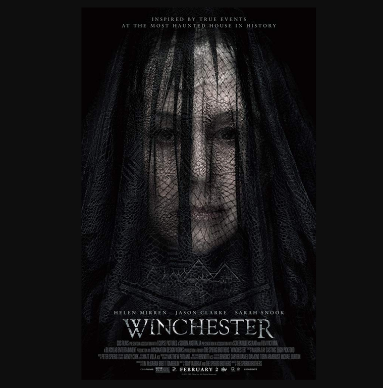Winchester. The Movie Bunker Review
