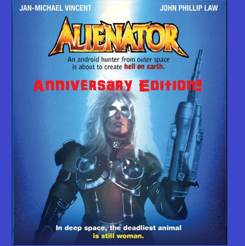 Alienator Anniversary + Clarrise Loughrey + James King