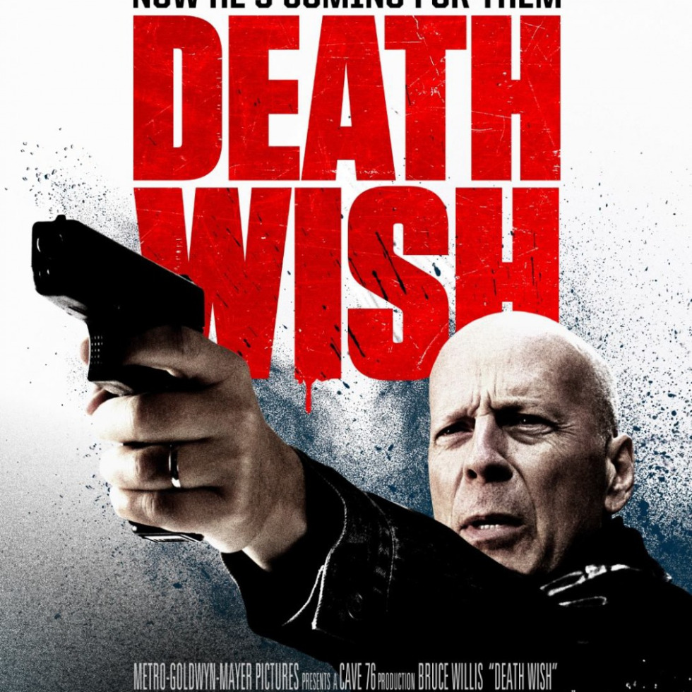 Death Wish (2018) The Movie Bunker Review