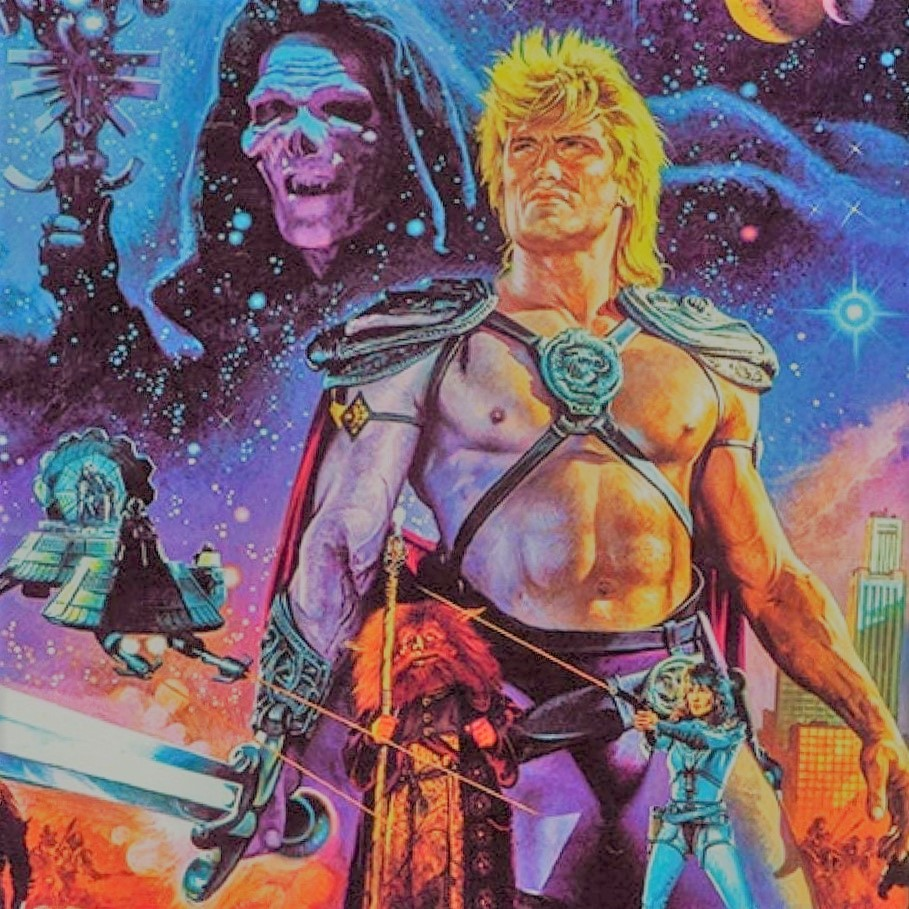 Masters of the Universe. The Movie Bunker Review