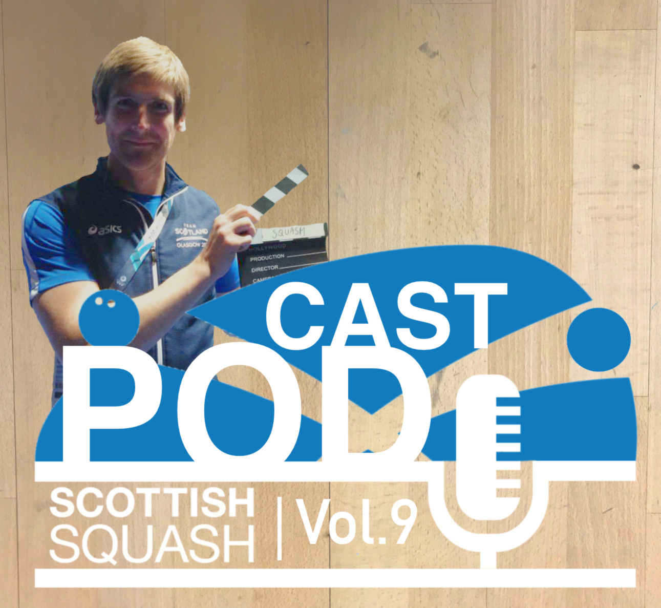 Scottish Squash Podcast - Vol.9 - SPORT SCIENCE - Neil Gibson
