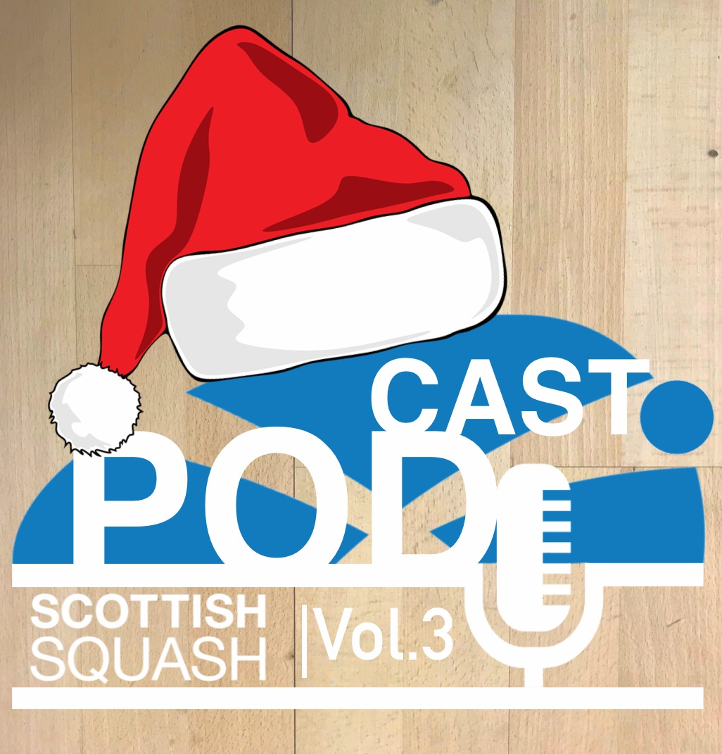 Scottish Squash Podcast - Vol.3 - The seniors training.