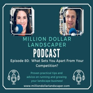 What Sets You Apart From Your Competition? - MDL Episode 80