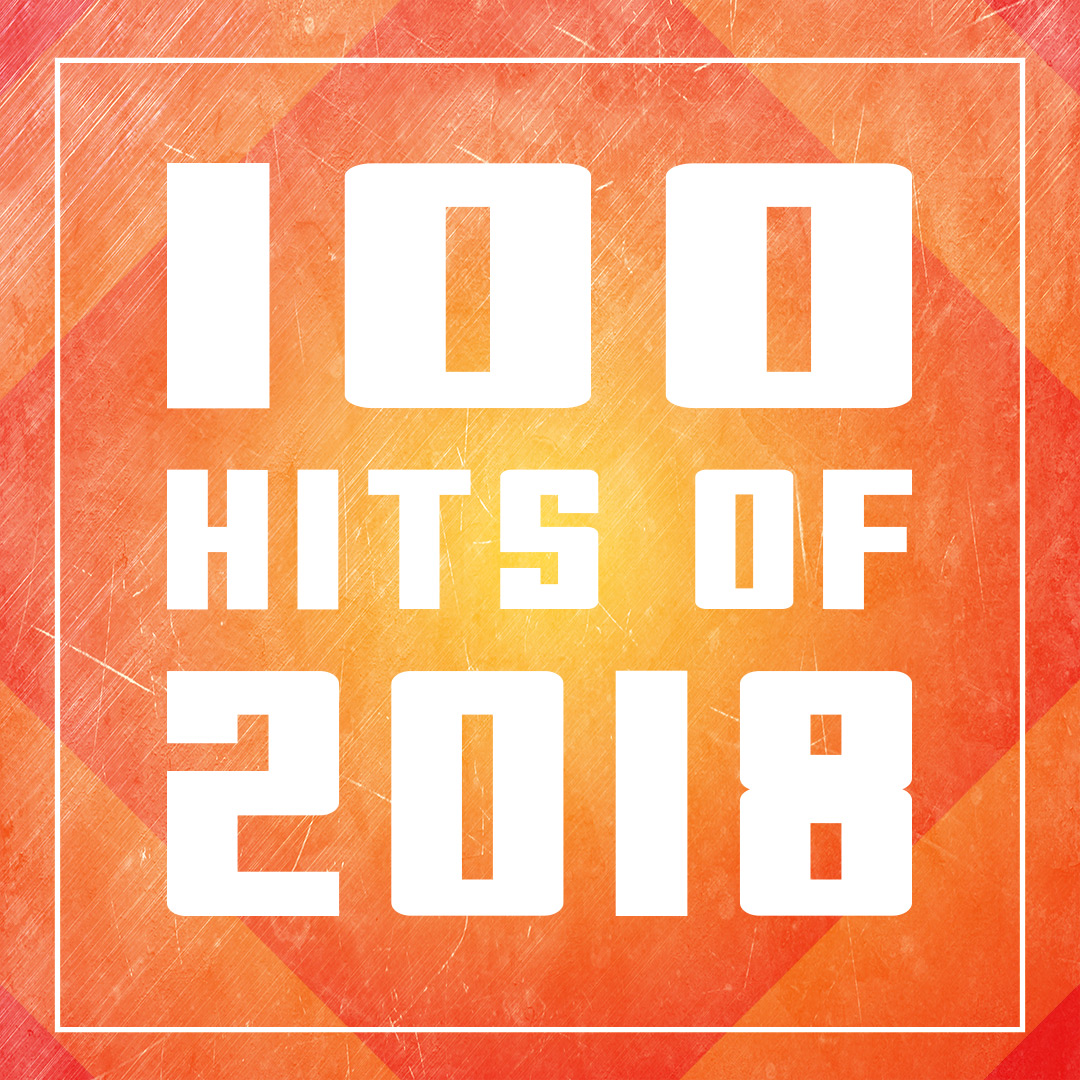 100 Hits of 2018 by Bergwall