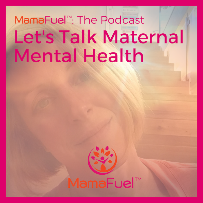 EP044: Maternal mental health: my journey and why we need to talk about it