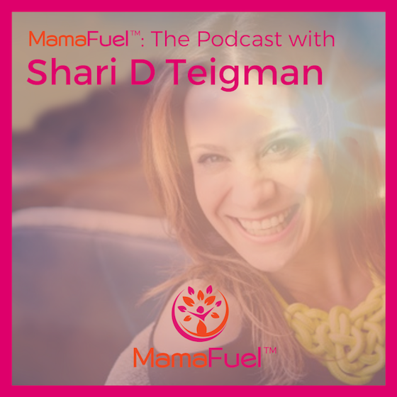 EP045: Shari D Teigman on carving her own path as a woman and a mother, the maverick way