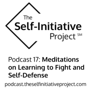 Meditations on Learning to Fight and Self-Defense