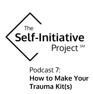 How to Make Your Trauma Kit(s)