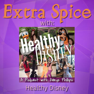 Extra Spice with Healthy Disney