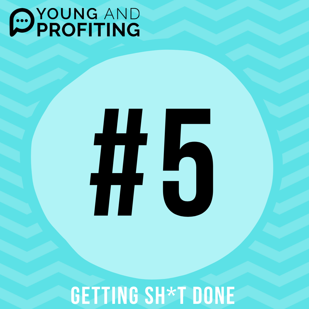 #YAPClassic: Getting Sh*t Done and Improving Productivity with David Allen