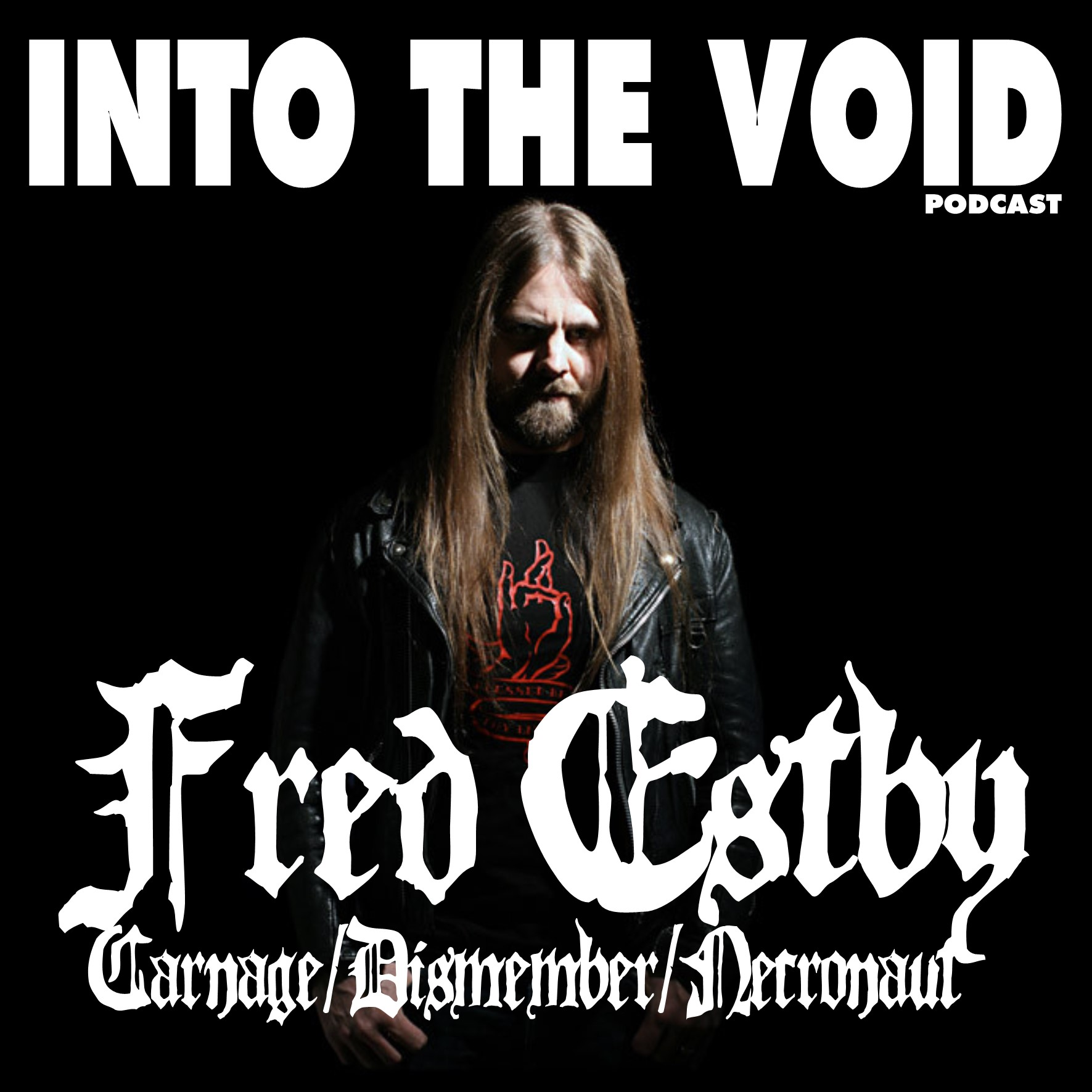 Fred Estby (Carnage/Dismember) - Into The Void Podcast