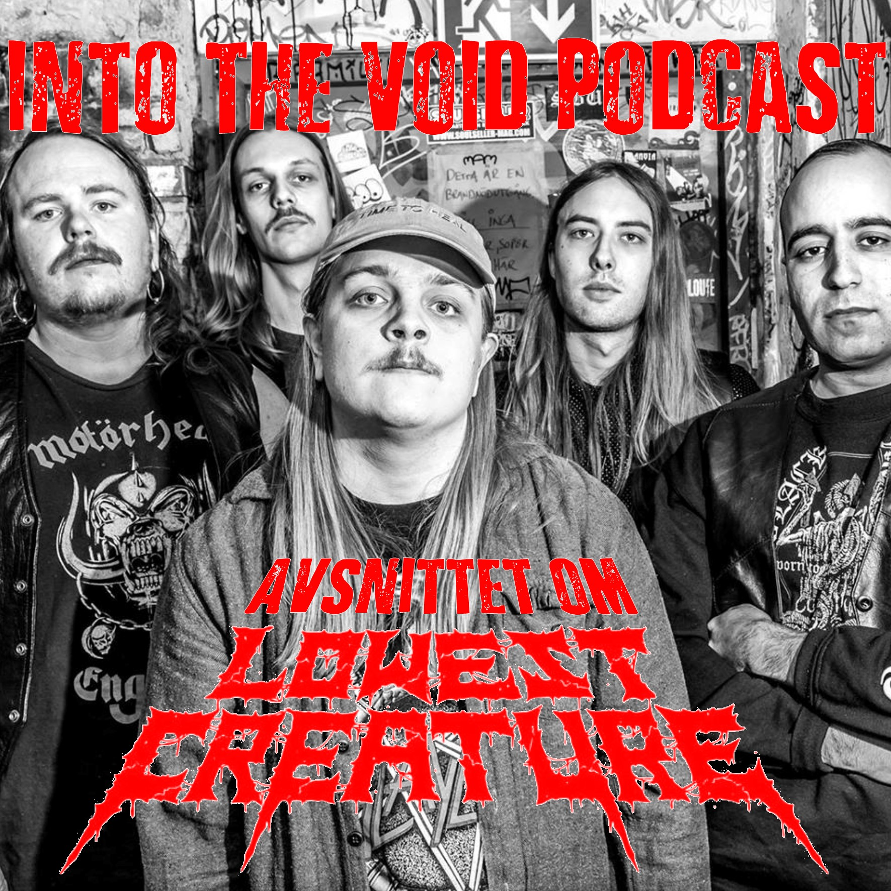 Into The Void Podcast - Avsnittet om Lowest Creature