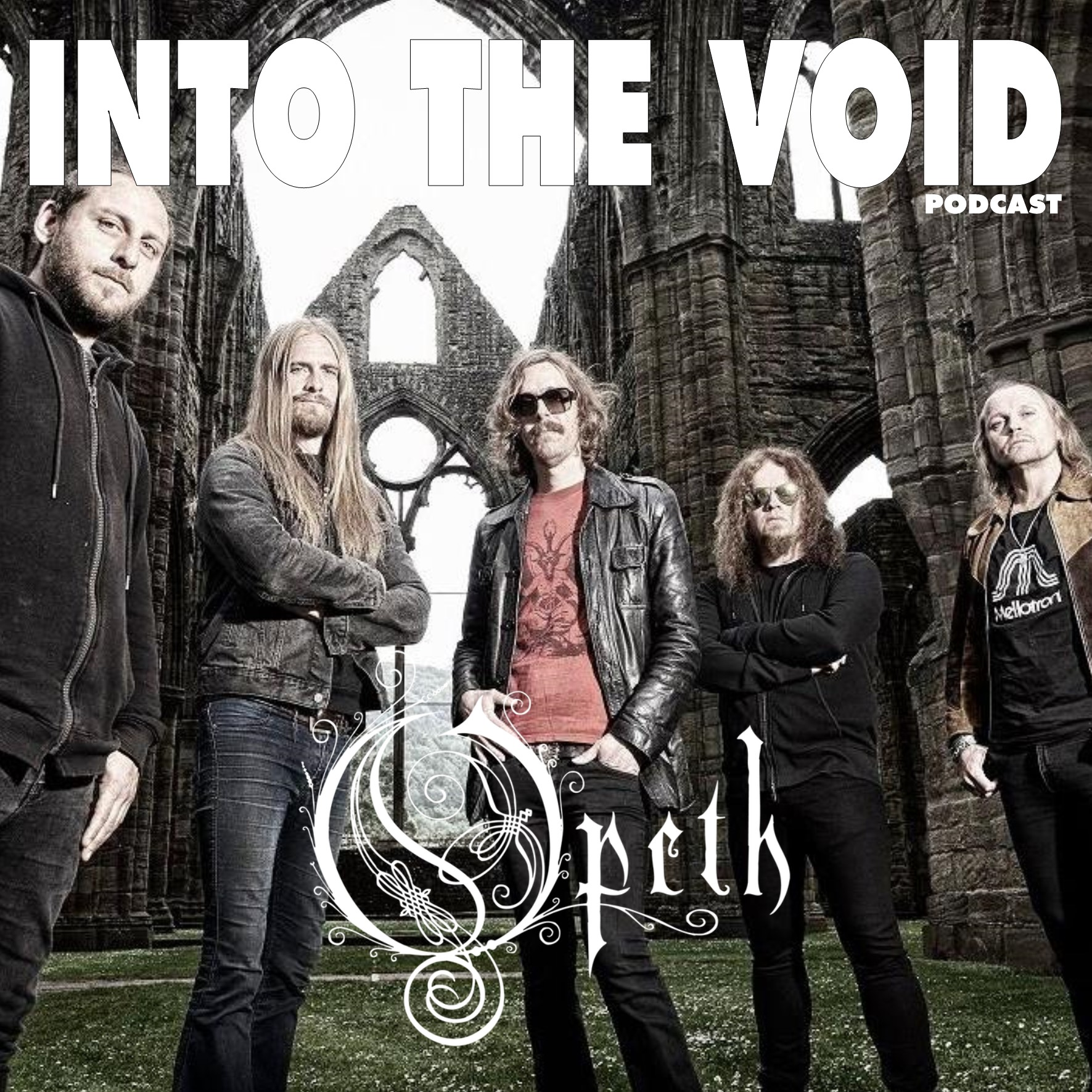 Opeth - Into The Void Podcast