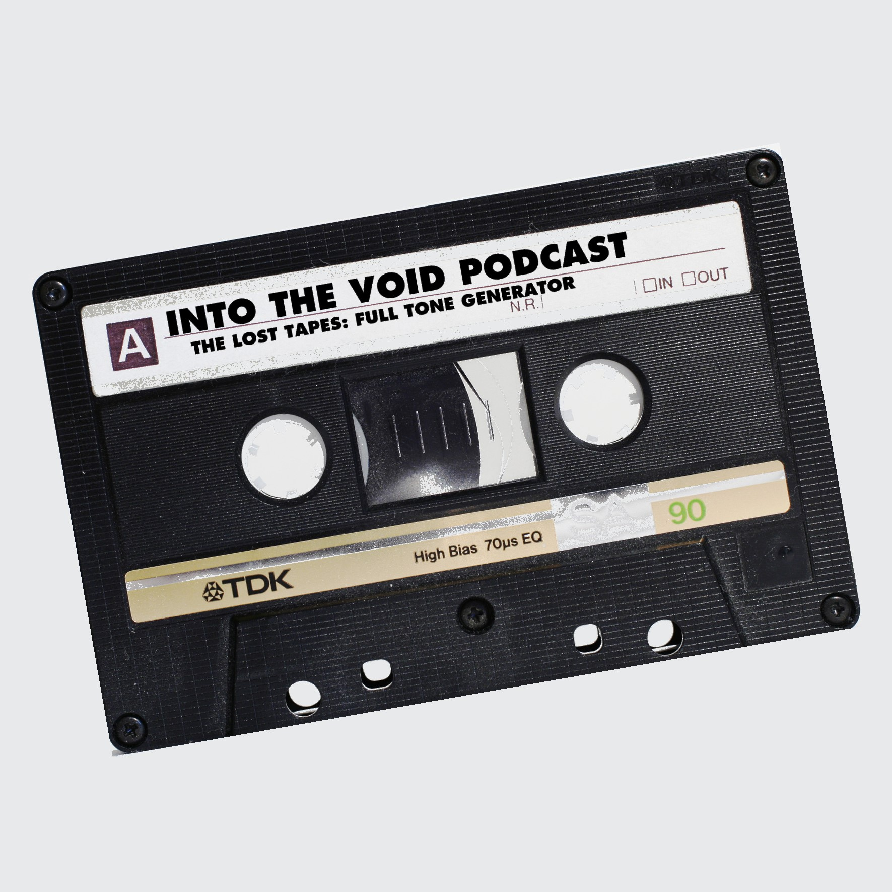 Into The Void Podcast - The Lost Tapes: Full Tone Generator