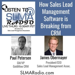 How Sales Lead Management Software is Breaking from CRM