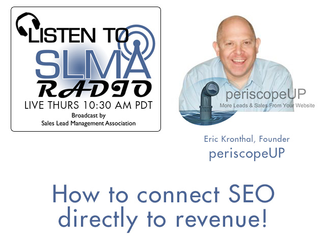 How to connect SEO directly to revenue!