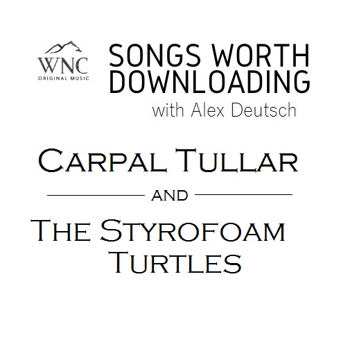 Songs Worth Downloading - Carpal Tullar and Styrofoam Turtles
