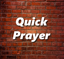 Next Ministries Podcast - Quick Prayer #41 | Free Listening