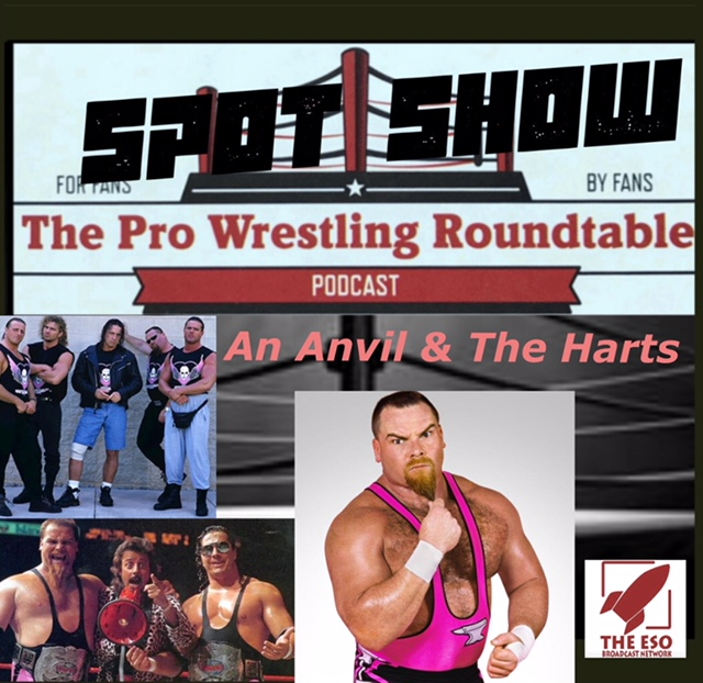 Spot Show: An Anvil & The Harts