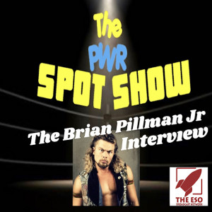 The Brian Pillman Jr Interview