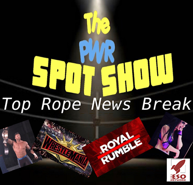Top Rope News Break