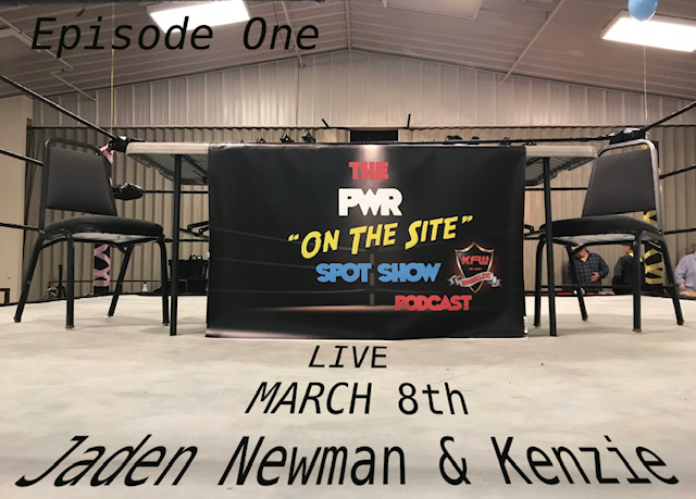 "Live ""On The Site"" Show At KFW Presents Daredevils Of Wrestling!"