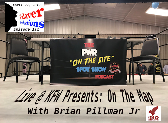 Live @ KFW Presents: On The Map W/ Brian Pillman Jr.