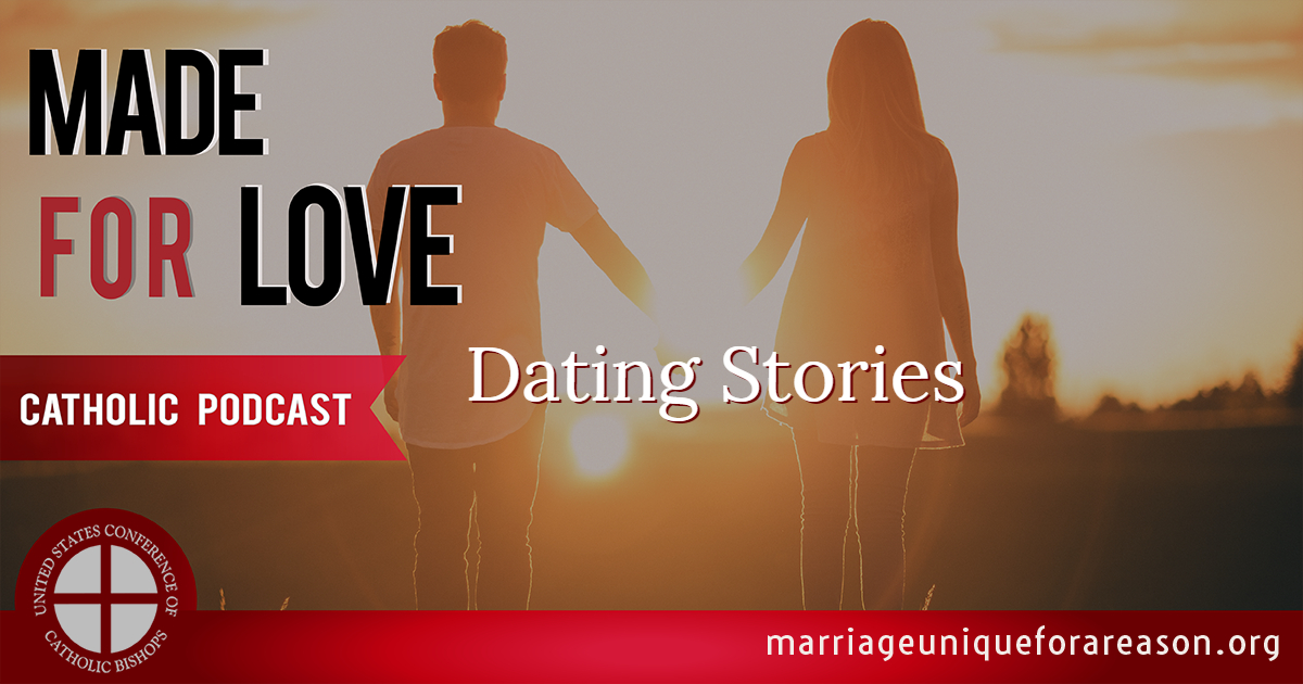 Ep 30: The Dating Podcast: Stories