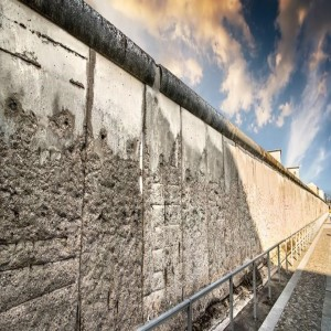 The 30th anniversary of the fall of the Berlin wall