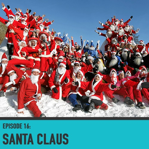 The World Championship of Santa Clauses - Episode 016