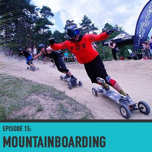 The World Mountainboarding Championships - Episode 015